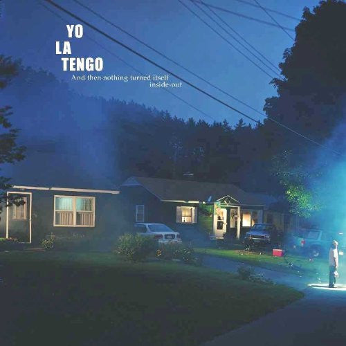 YO LA TENGO And Then Nothing Turned Itself Inside Out 2LP Vinyl NEW