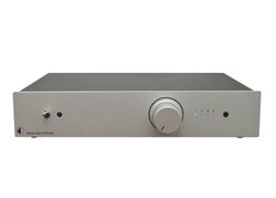 PRO-JECT Stereo Phono Box S Silver Boxed NEW