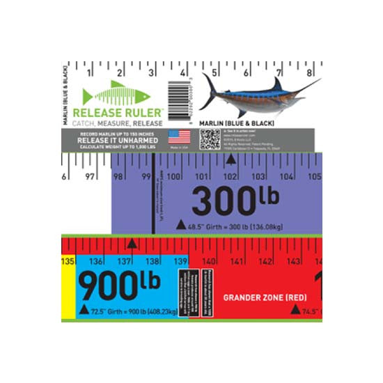 Marlin Release Rulers