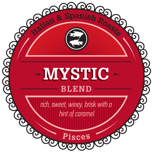 "Celebrating Pisces with our Featured Birthday Blend - ""Mystic"""