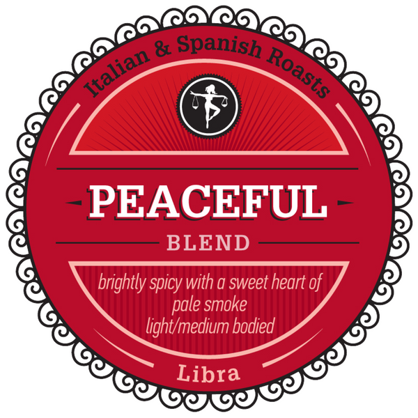 "Celebrating Libra with our Featured Birthday Blend - ""Peaceful"""