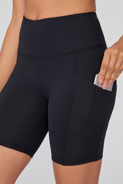 Lucy Tummy Control Short (black)