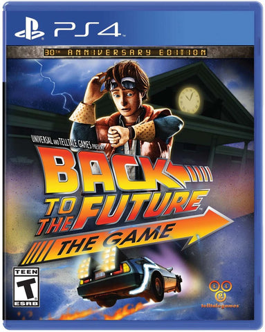 Back To the Future: The Game 30th Anniversary Edition - PS4