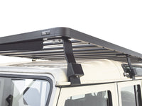 Land Rover Defender 110 Slimline II Roof Rack Kit / Tall - by Front Runner