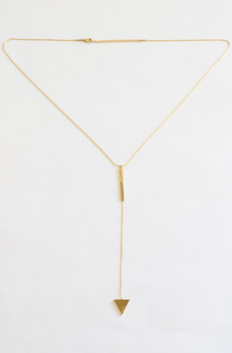 Lariat Y Necklace