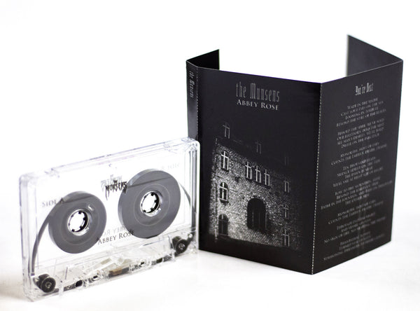 "The Munsens-""Abbey Rose"" Cassette with Download Card."