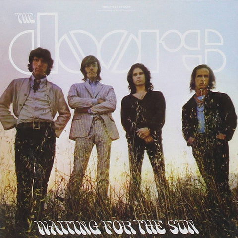"Random Pick! The Doors-""Waiting For The Sun"" Deluxe Edition, 180 Gram LP + 2 CD, 50th Anniversary, remastered"