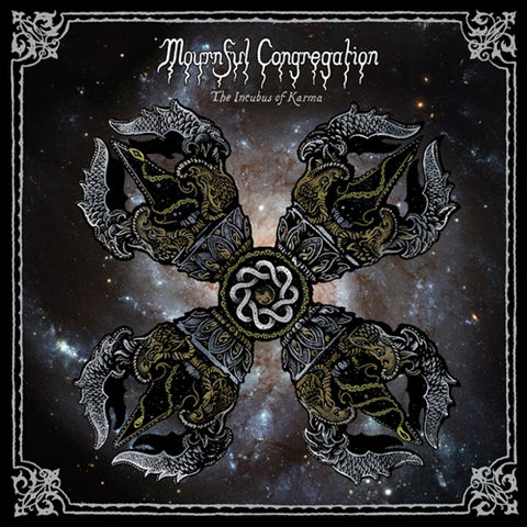 "Mournful Congregation-""The Incubus of Karma"" Double Black Vinyl"