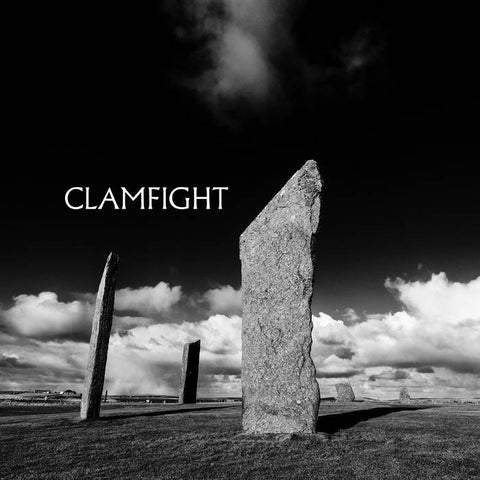 "Clamfight-""III"" Black Vinyl, Limited to 100. Includes A Download Card."