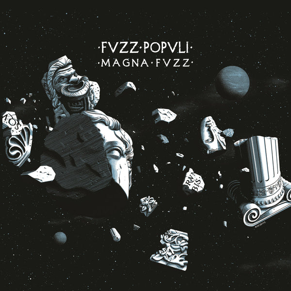 "Fvzz Popvli-""Magna Fvzz"" Limited Edition Multi Color Splatter Vinyl"
