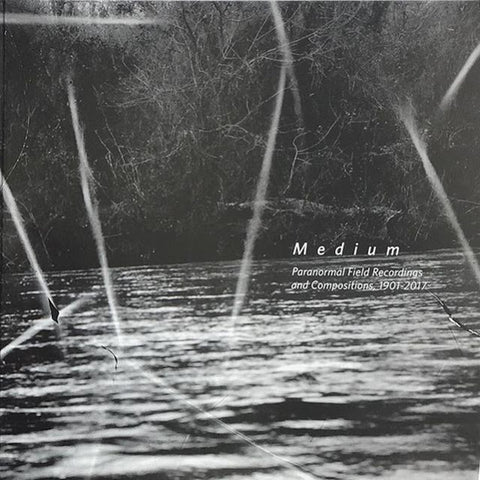 "Random Pick! Zuckerman Museum of Art-""Medium: Paranormal Field Recordings and Compositions, 1901-2017"""