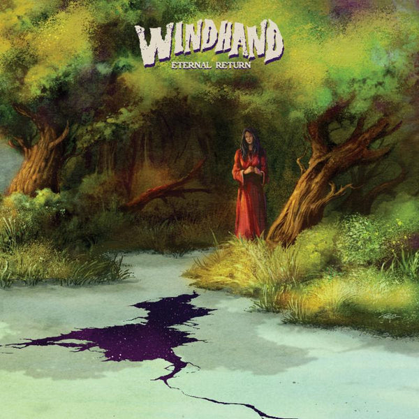 "Windhand-""Eternal Return"" Swamp Green Colored Vinyl, Indie Retail Exclusive"