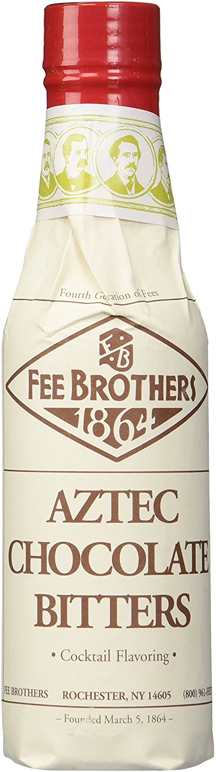 Fee Brothers Aztec Chocolate Bitters