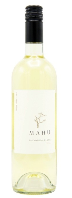 Mahu Sauvignon Blanc 2018, Central Valley, Chile
