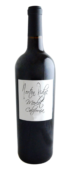 Norton Ridge Merlot 2016, California