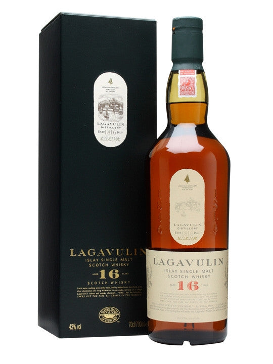 Lagavulin 16yr Single Malt Scotch