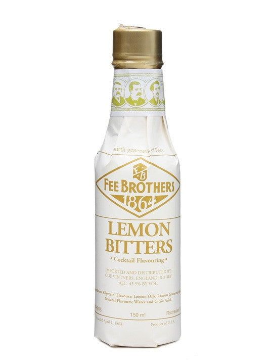 Fee Brothers Lemon Bitters
