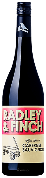 Radley & Finch 'Flyin' French' Cabernet Sauvignon 2017, Western Cape, South Africa