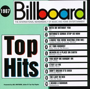 Billboard Top Hits 1987