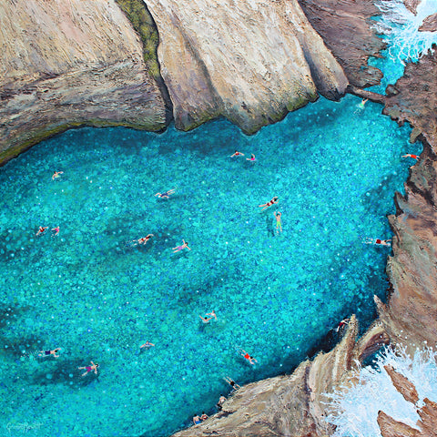 'Blue Pool - Bermagui'