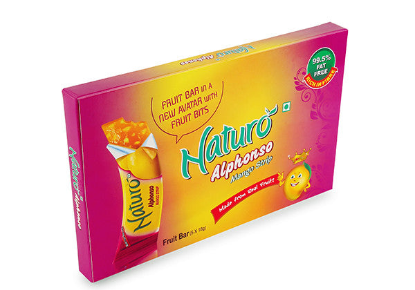 Alphonso Mango fruit Bar Multipack - 90g
