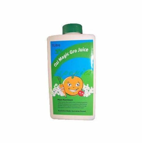 Ozi Magic Gro Juice 1 liter Organic Based Nutrient