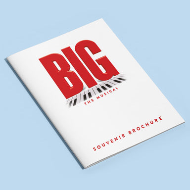 BIG Souvenir Brochure (Available 6th September)