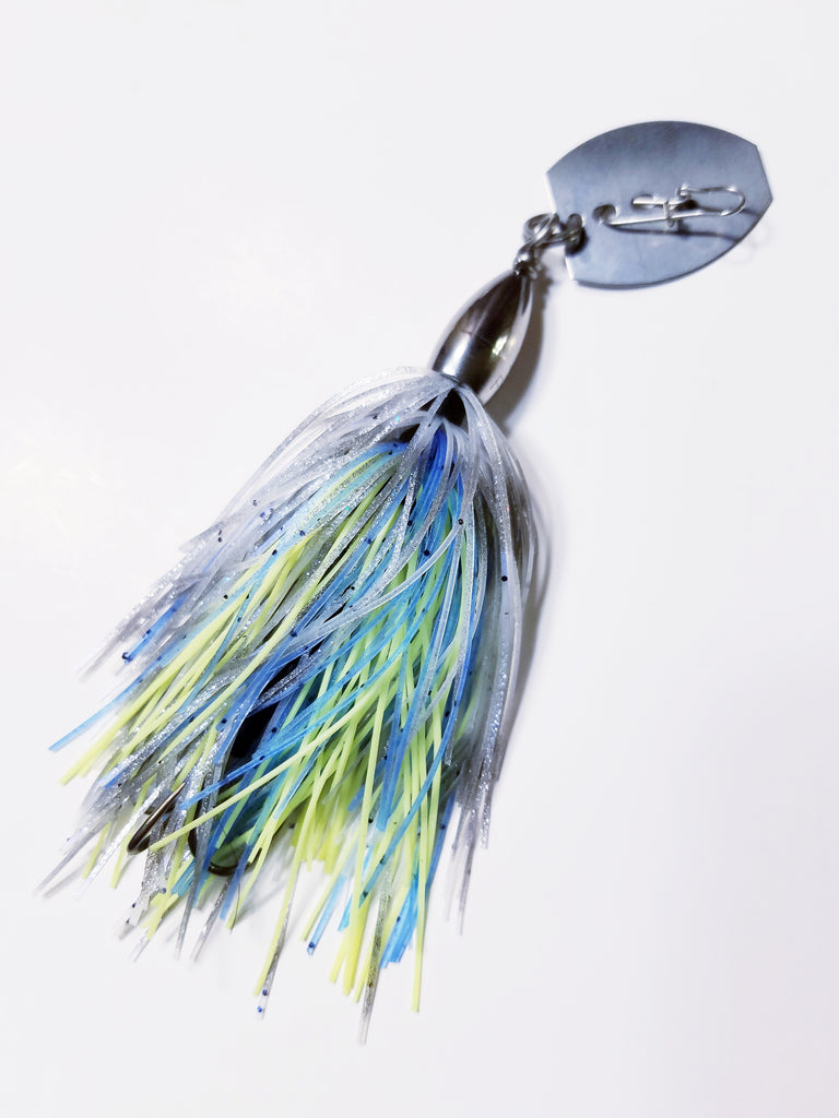 """3T"" Silicone Vibe 'Sexy Shad': Bass"