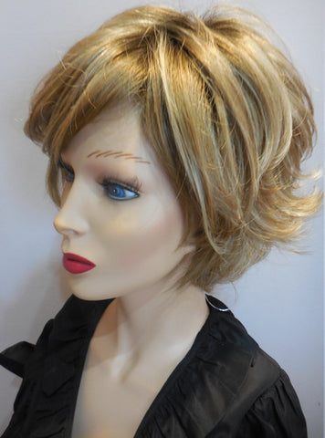 Clearance Display Wig | Tressallure Abigail Mimosa Highlight | 50% Off