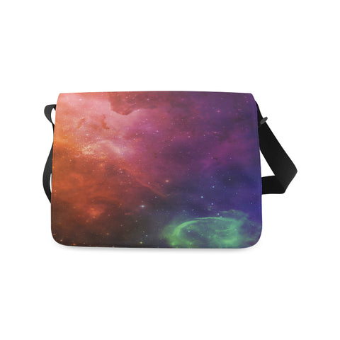 Aurora Portal - Messenger Bag