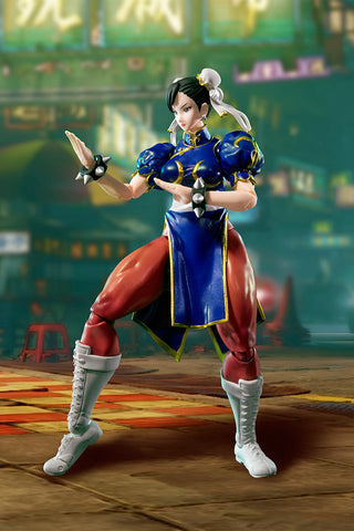 Street Fighter V - Chun Li