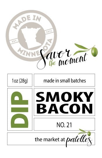 Dip Bulk Smoky Bacon