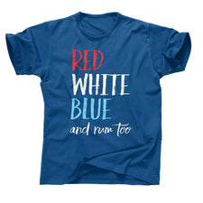 Apparel - Red White Blue Rum