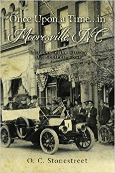 Once Upon a Time in Mooresville, NC ~ O.C. Stonestreet