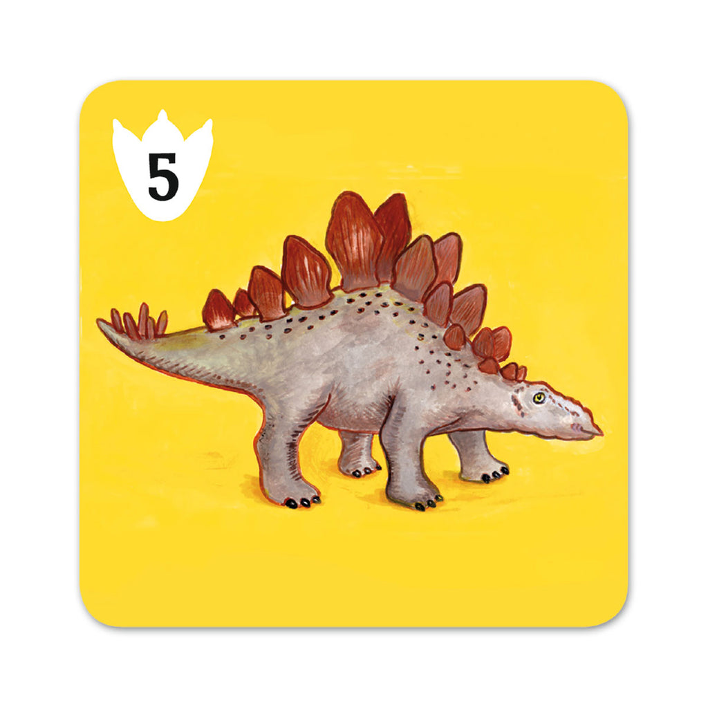 Batasaurus Card Game by Djeco