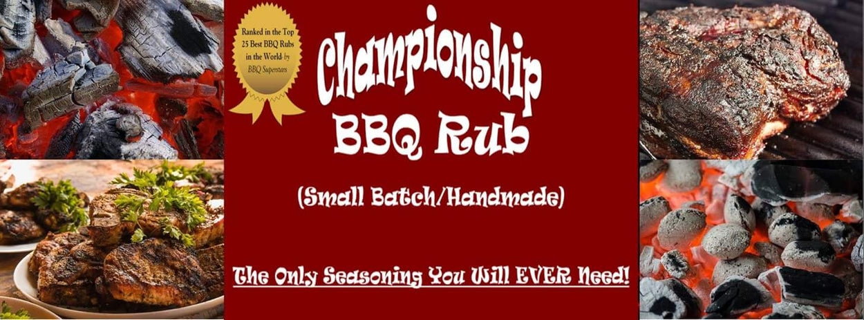 Championship Best BBQ Best BBQ Rub Championship Barbecue Seasoning