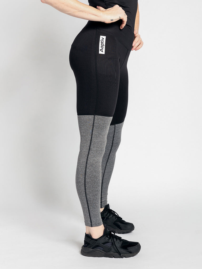 Box Logo Full-Length Leggings