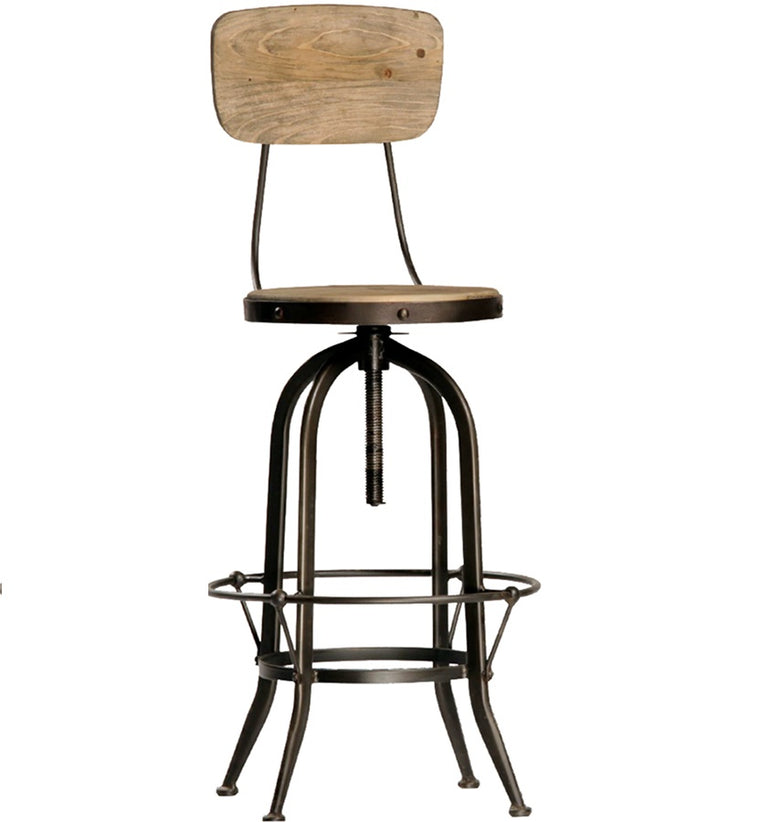 Ford Adjustable Barstool
