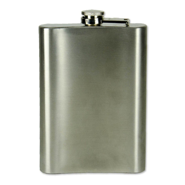 Flask Stainless Steel 12 oz - River Revival