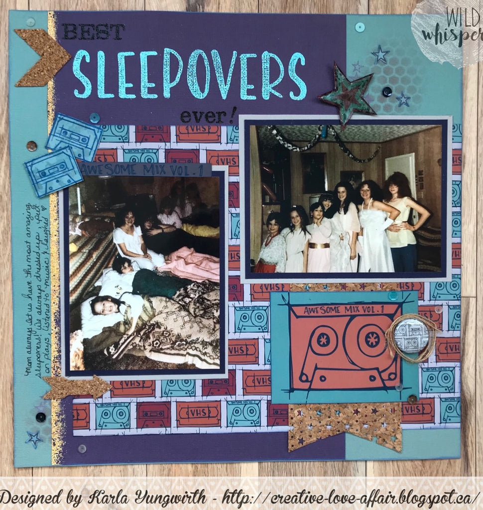 Best Sleepovers Ever by Karla