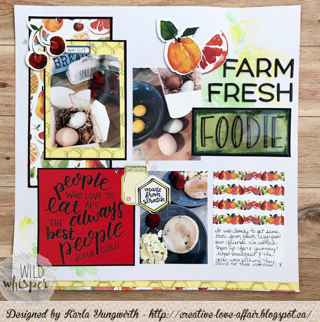 Farm Fresh Foodie by Karla