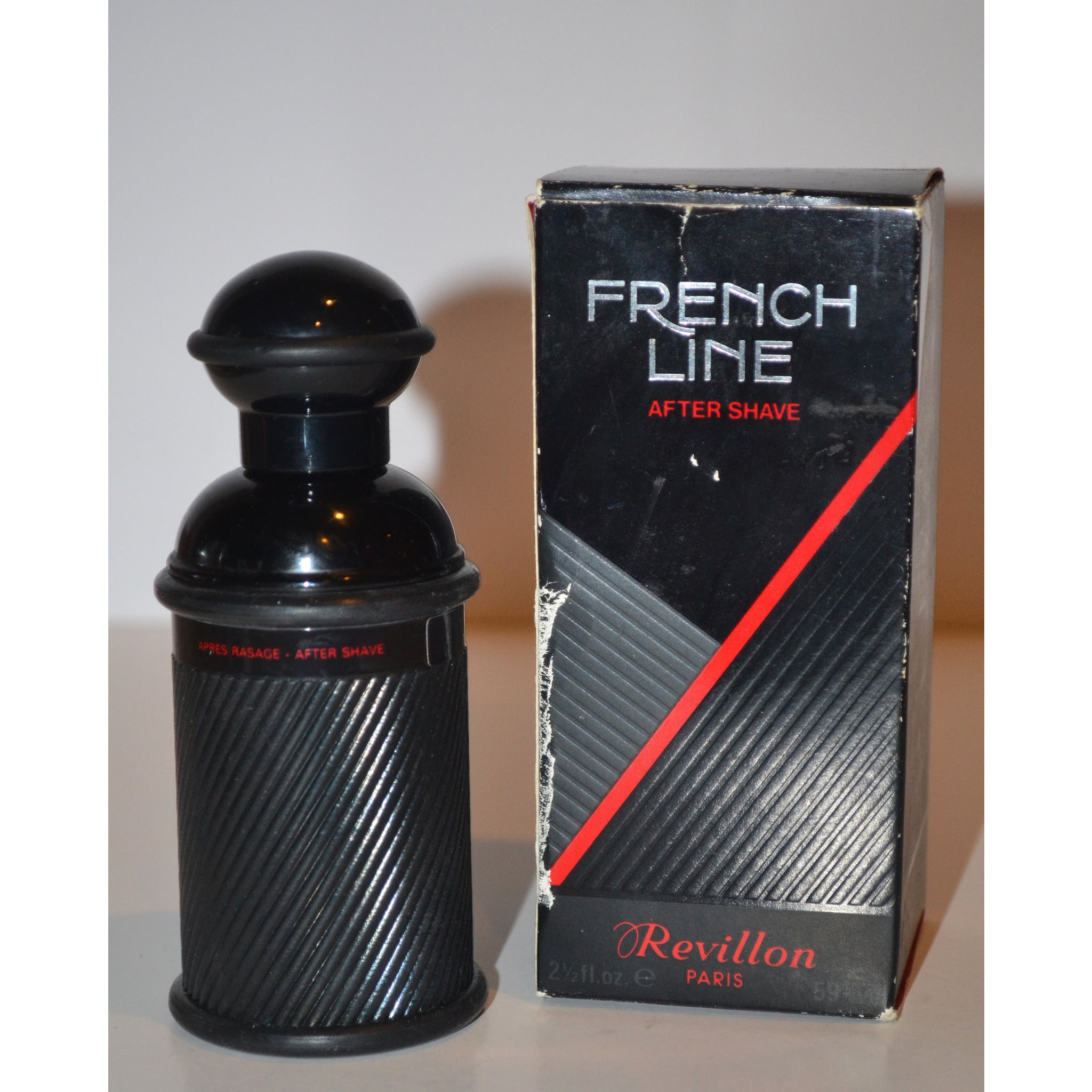 Vintage French Line After Shave By Revillon