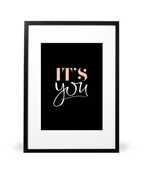It's You Print - Intricate Collections