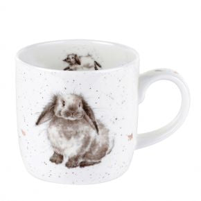 Wrendale Designs Royal Worcester Rosie Rabbit Mug