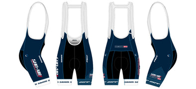 Split-Zero Bib-Short Women's - Team Twenty20