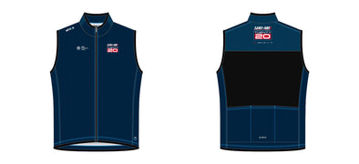 Breakaway Wind Vest - Team Twenty20