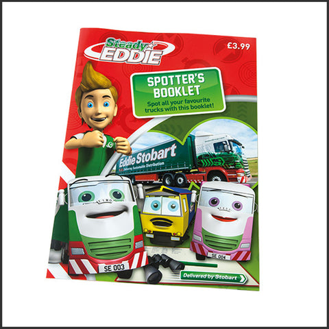 Steady Eddie Spotter Book (SE020)