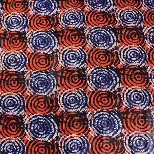Assortment 100% Cotton African Print Fabric - 12 yards