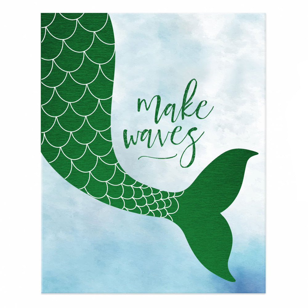 Make Waves Mermaid