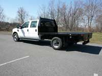 Reading Standard Duty Platform Body for Sale | Standard Duty Platform Bodies | STS Trailer and Truck Equipment - Syracuse, NY